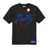RUNTZ CHAMPS TEE- BLACK