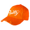 RUNTZ SCRIPT HAT- SOFT ORANGE