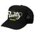 SOLID RUNTZ WORLDWIDE TRUCKER HAT - BLACK