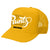 SOLID RUNTZ WORLDWIDE TRUCKER HAT - GOLD