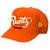 SOLID RUNTZ WORLDWIDE TRUCKER HAT - NEON ORANGE