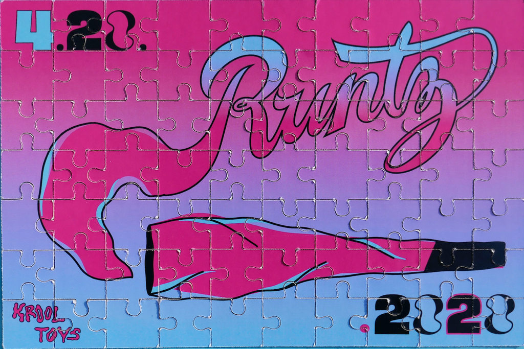 RUNTZ 420 Limited Edition Puzzle