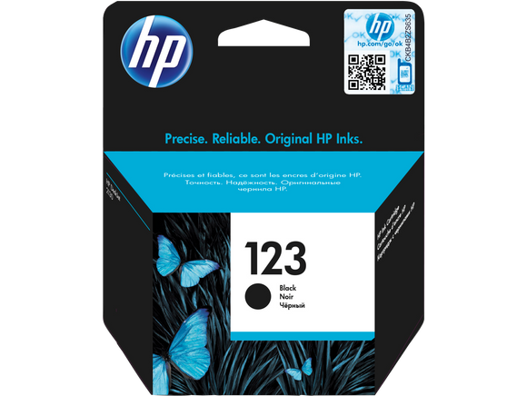 HP 123 Ink Cartridge