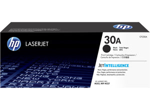HP 30A Black Toner Cartridge