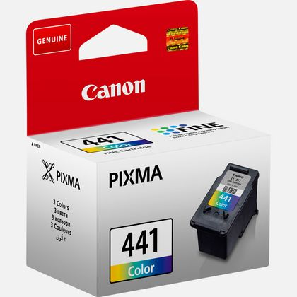 Canon CLI-441 Color Ink
