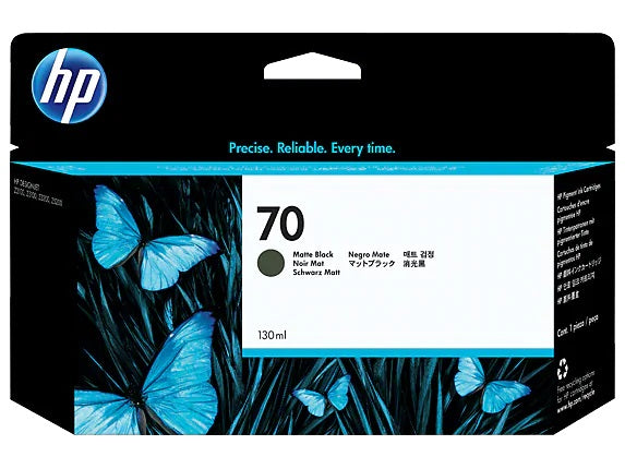 HP 70 130ML Ink Cartridge