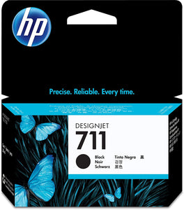 HP 711 38ml Black Original Cartridge
