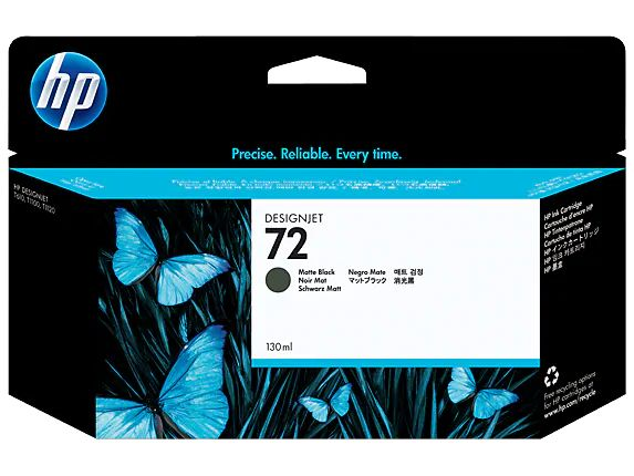 HP 72 130ML Ink Cartridge