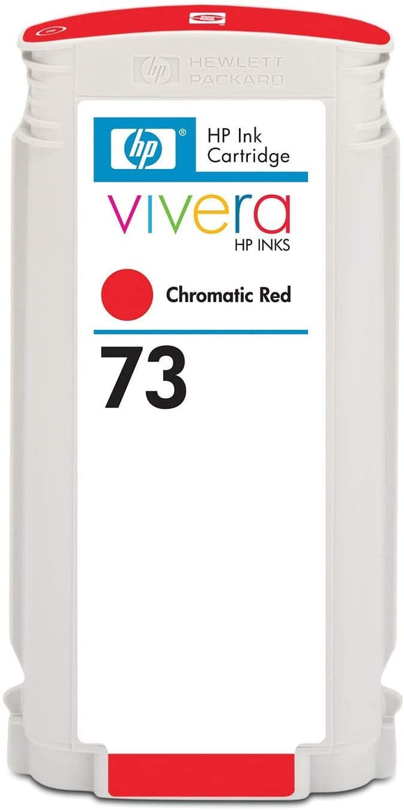 HP 73 130ML Chromatic Red Ink
