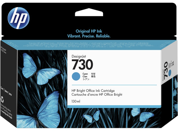 HP 730 130ML Ink Cartridge