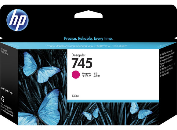 HP 745 130ML Ink Cartridge