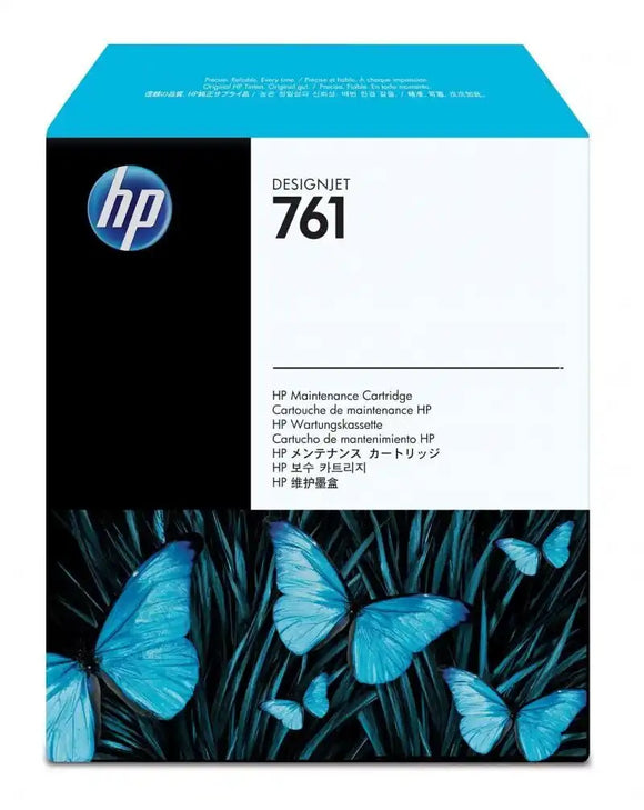 HP 761 DesignJet Maintenance Cartridge