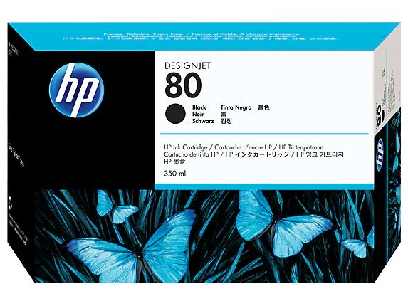 HP 80 350ML Ink Cartridge