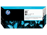 HP 81 Printhead and Cleaner