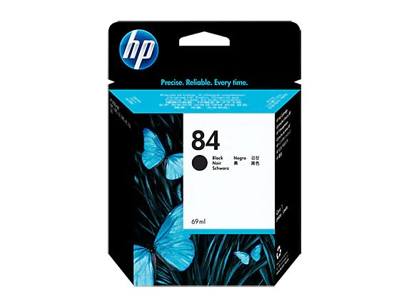 HP 84 Black Ink Cartridge