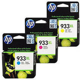 HP 933XL Ink - High yield Original HP cartridges