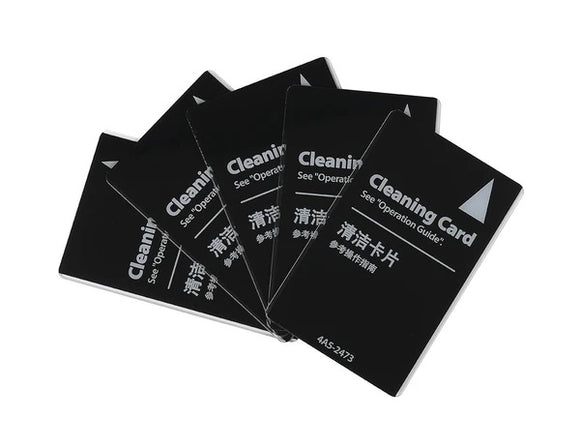 Adhesive Cleaning Card Kit