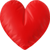 Heart Shaped Pillow - Customize it!