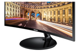 Samsung 27'' LED Curved Monitor with immersive viewing experience
