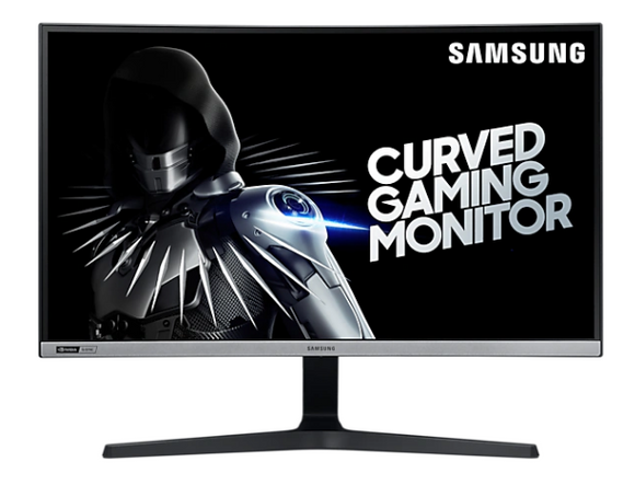 27'' LED Curved Gaming Monitor (Including DP Cable)
