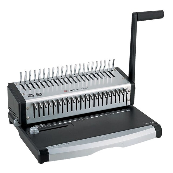 Comix Plastic Comb Binding Machine