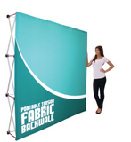 Fabric Velcro Pop Up