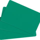 PVC Glossy Colored Cards