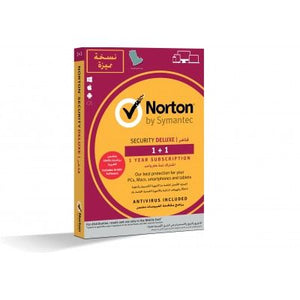 Norton Security Deluxe 1+1
