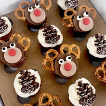 Load image into Gallery viewer, Holiday Cupcakes