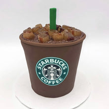 Load image into Gallery viewer, Starbucks cup Cake