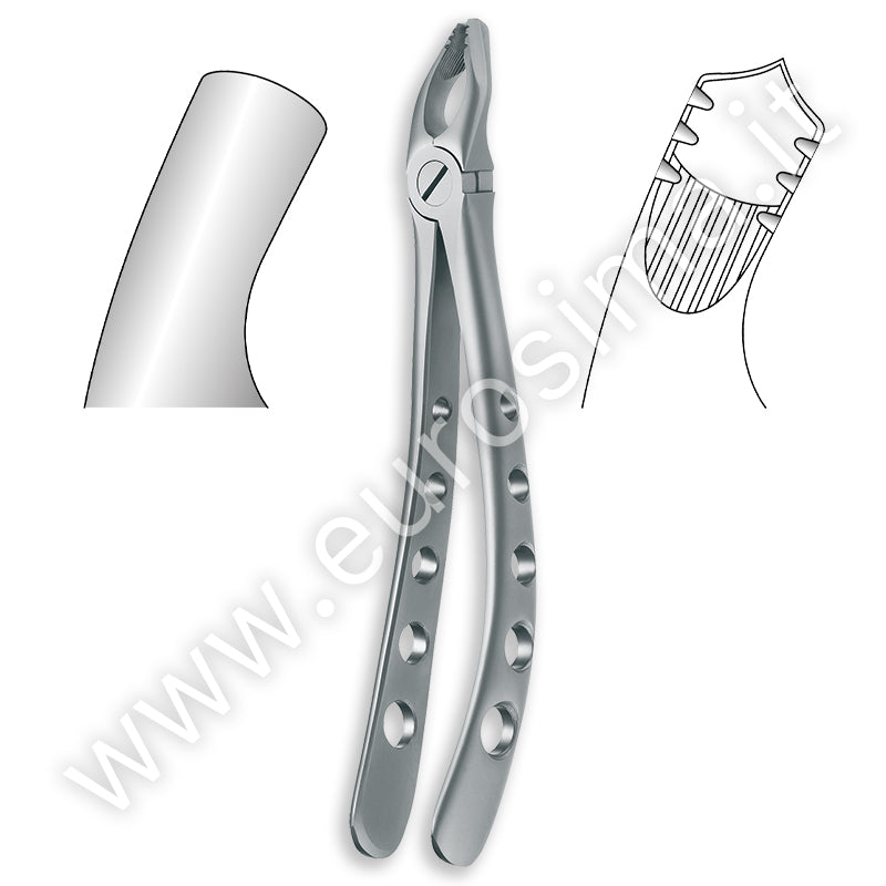 Extracting Forceps RoBa-Edition 12.217.00Z