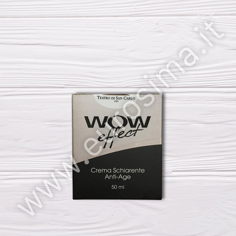 Crema Schiarente Anti-Age 50ml WOW Effect