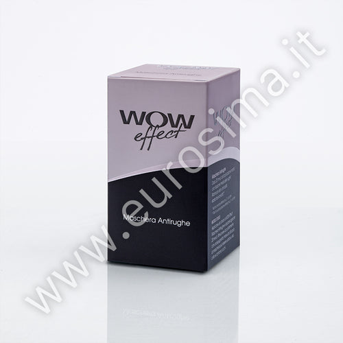 Maschera Antirughe 10ml WOW Effect