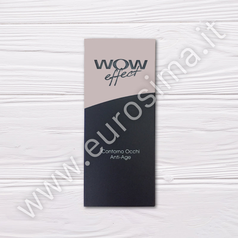 Contorno Occhi Anti-Age 50ml WOW Effect