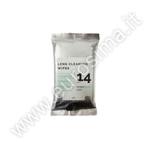 Kit 14 cleaning wipes