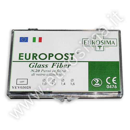 Intro Kit Europost 20pz + 4 frese
