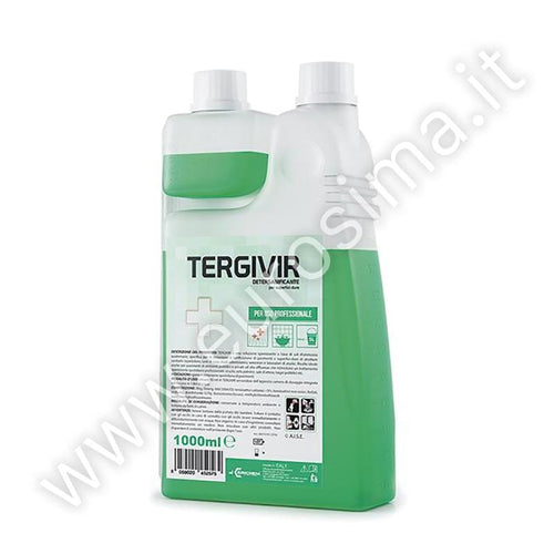 Tergivir 1Lt cleaning and sanitization of floors