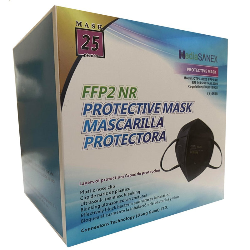 KN95 Protective face mask, filter FFP2, pack 10 pcs.