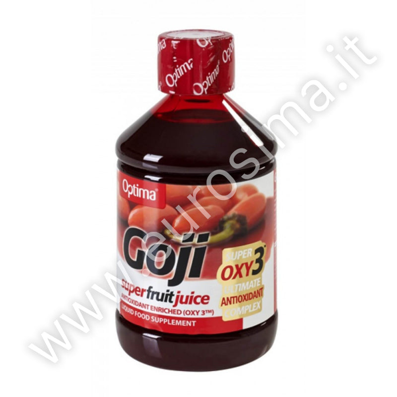 Goji - super fruit juice