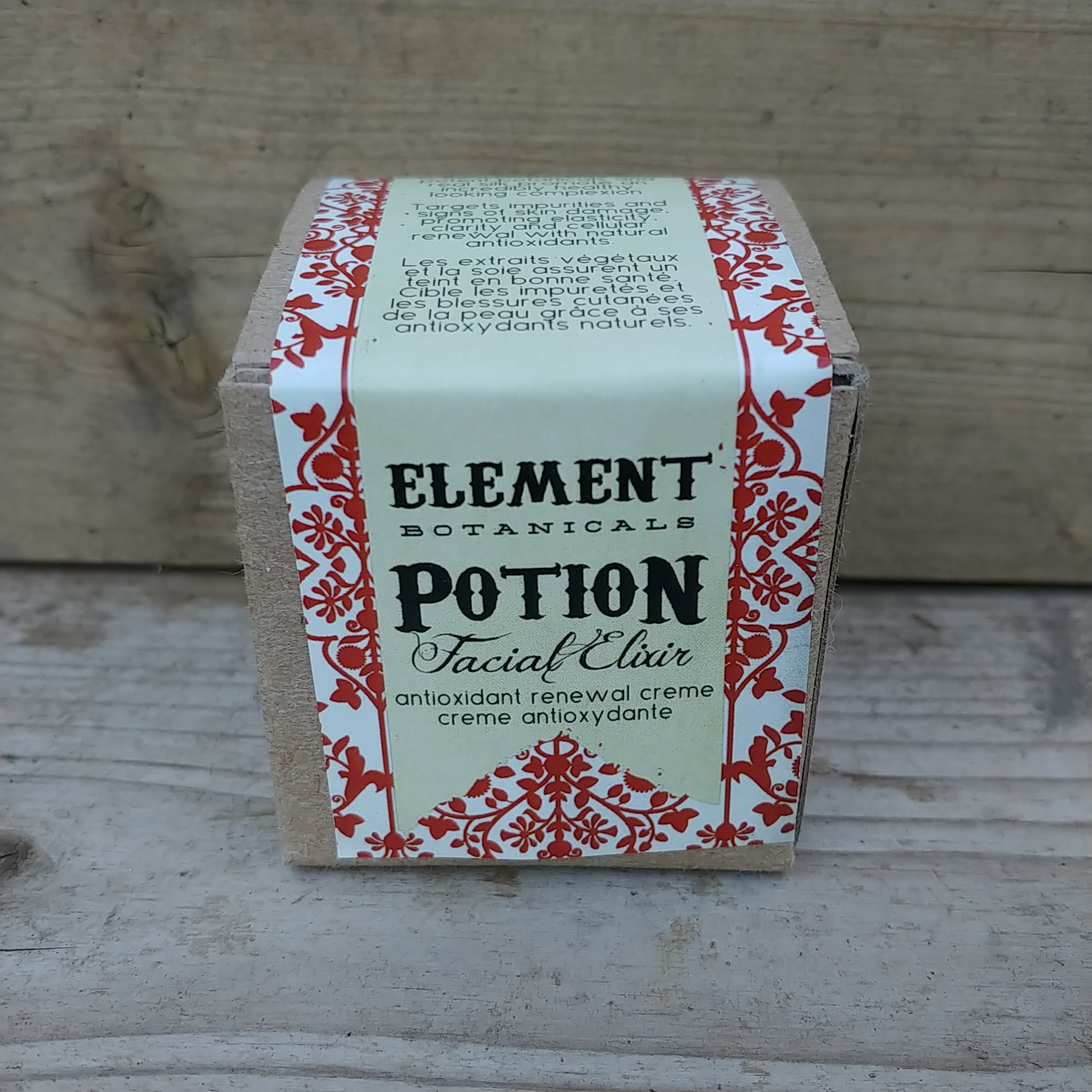 Element potion facial elixr