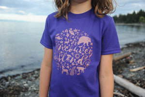 Kid's Flora and Fauna Tee