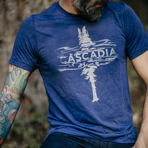 Bough & Antler Cascadia Men's Tee