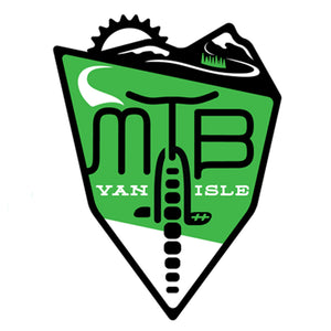 Bough & Antler MTB Sticker