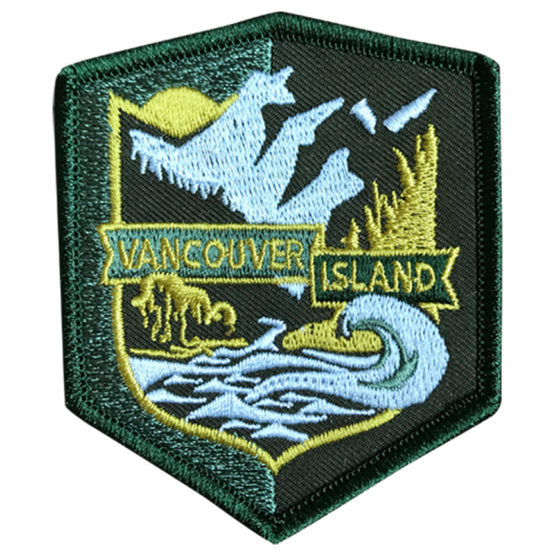 Bough & Antler Island View Patch