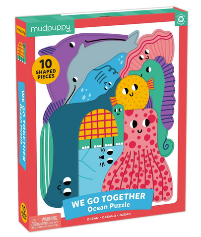 Ocean We Go Together Puzzle