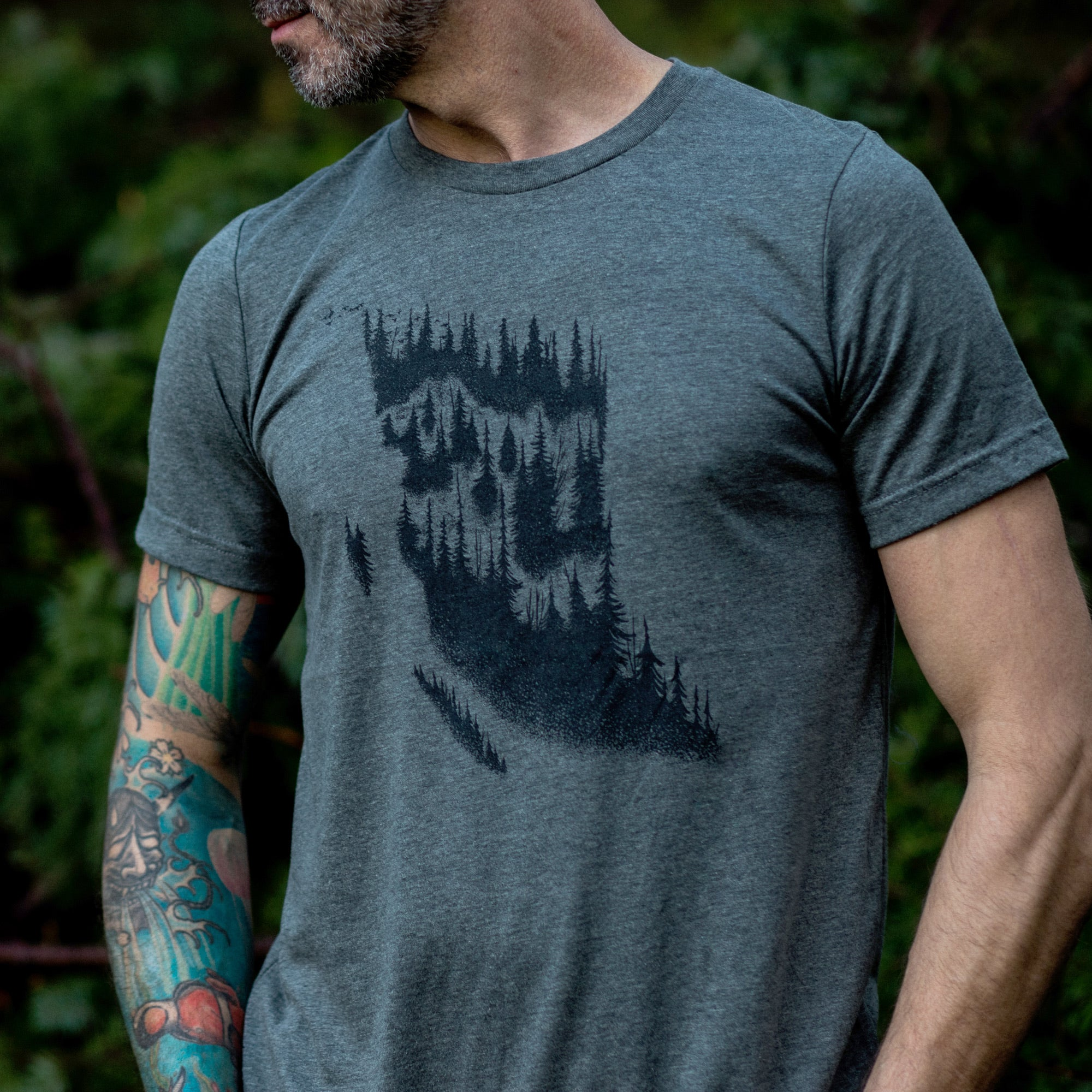 Bough & Antler Beautiful BC Men's Tee