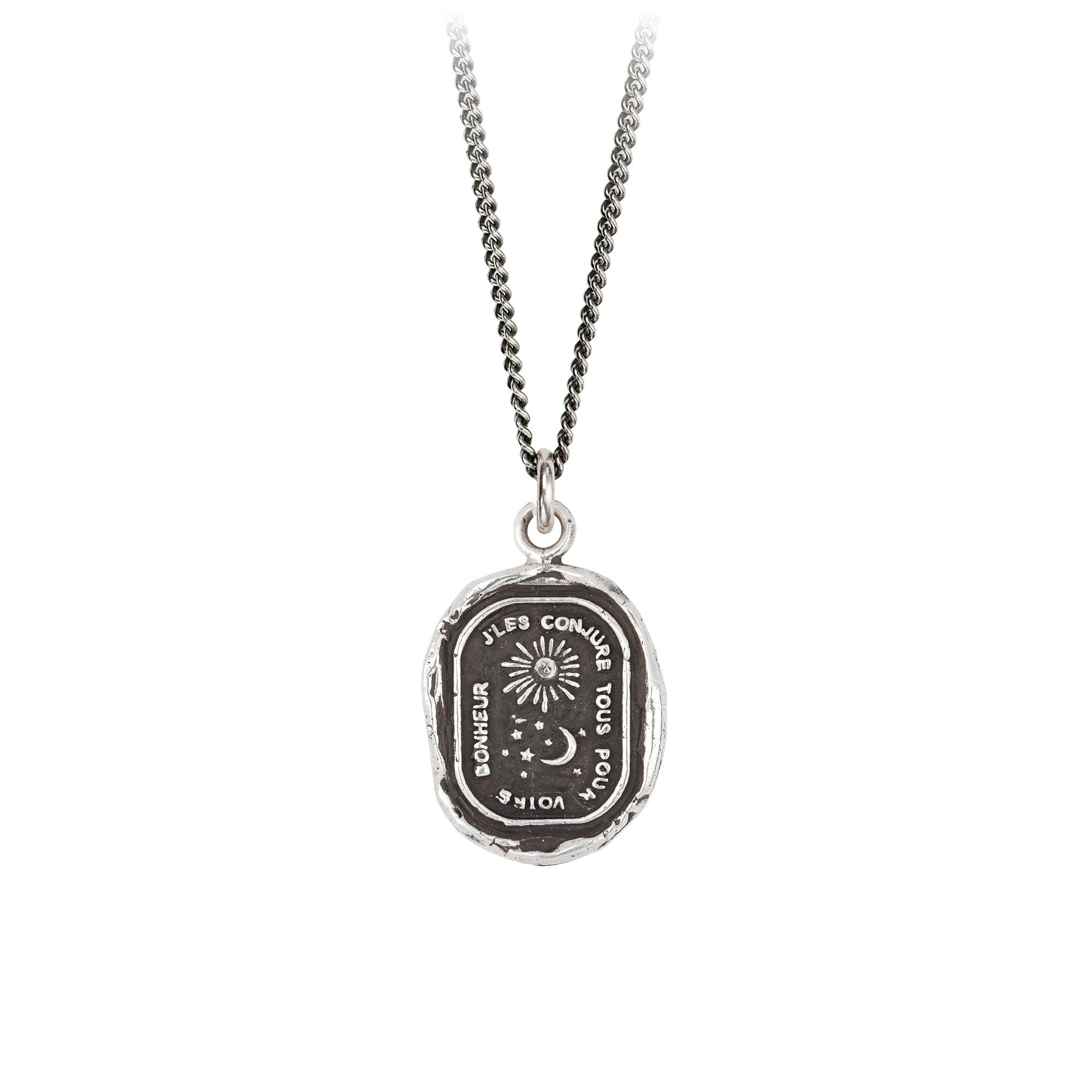 "Pyrrha ""Everything for You"" Talisman"