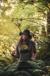 Bough & Antler Ladies Nature is Magic Tee