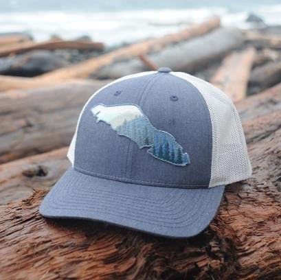 Island View Trucker Hat