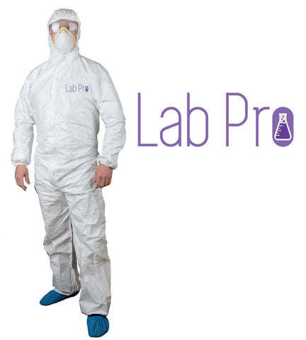garbing when entering a cleanroom